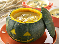 かぼちゃのシチュー