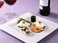 チーズの簡単おつまみ3種