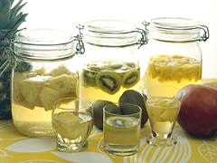 3色トロピカルフルーツ酢